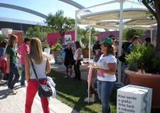 Imola. A Expo assaggio dei prodotti tipici del territorio grazie alla partecipazione della Cia di Imola e Ferrara.