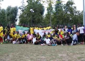 Cotignola. Integrazione. Al Vassura si è disputato il torneo della solidarietà con i rifugiati ospiti delle strutture del territorio.