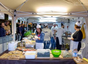 Bellaria Igea Marina. La città celebra la piadina, il pane di Romagna, con la 12ma edizione de 'La pis un po' ma tot'.