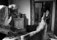 Lugo. Alle Pescherie della Rocca la mostra di sculture di Giovanni Scardovi dal titolo 'Lo sguardo bifronte'.