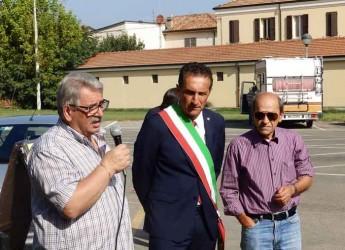 Massa Lombarda. Rinnovata la sede della bocciofila al Parco Piave. Un plauso al volontariato cittadino.