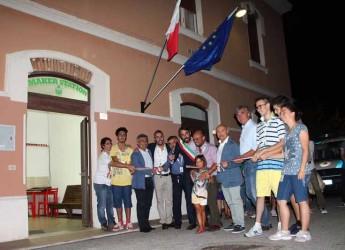 Cotignola. Inaugurato il 'Maker station', il primo FabLab della Bassa Romagna nei locali della vecchia stazione ferroviaria.