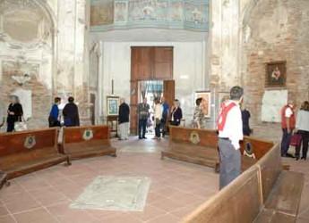 Cotignola. Inaugurata la mostra antologica di Fioravante Gordini a Palazzo Sforza.