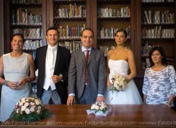 Ravenna. Dirsi si si nel cuore del Delta del Po. Prove tecniche di matrimonio all'insegna dell'ecologia e dell'ambiente.