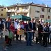Ravenna. Marina di Ravenna. Inaugurato il mercato contadino in piazzale Marinai d'Italia.