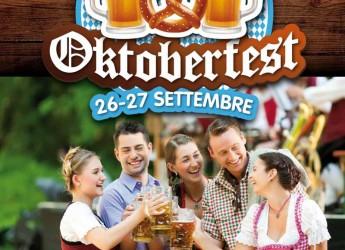 Ravenna. L'Oktoberfest sbarca a Mirabilandia, un week end ricco di sorprese in stile bavarese.