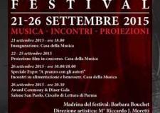 Parma. Al via il Parma international music film festival per celebrare la migliore colonna sonora. Madrina dell'evento Barbara Bouchet.