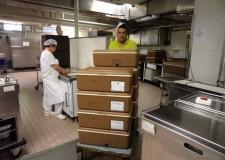 Cotignola. Iniziata la consegna di pasti a domicilio per anziani, disabili e persone con fragilità sociale.