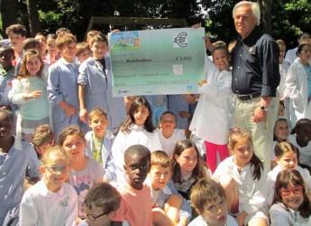 Ravenna. L'iniziativa Riciclandino compie 5 anni e ha regalato oltre 171mila euro agli istituti scolastici del ravennate.