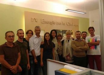 Cesena. L'assessore regionale ha fatto visita a Cesenalab e Energie per la Città. Si ì discusso di digital economy, imprese innovative ed energia.
