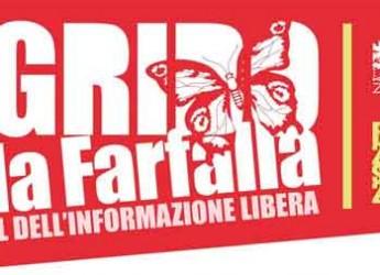 Ravenna. Torna in città 'Il grido della farfalla', il festival dell'informazione libera in piazza Unità d'Italia.