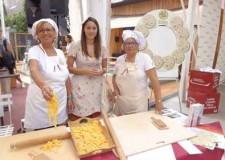 Milano. La buona cucina dell'Emilia Romagna si mette in mostra all'Expo con i suoi prodotti e le sue eccellenze.