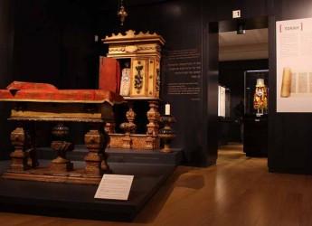 Ferrara. Si è celebrata in città la sedicesima Giornata Europea della Cultura Ebraica con la mostra 'Torah fonte di vita'.