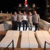 Rimini. Presentata Anvera, la 'Ferrari del mare' ideata sul tetto del Museo di Rimini e ora esportata in tutto il mondo.