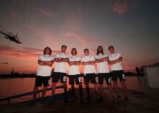 Ravenna. Campionati europei Cable wakeboard: oggi le finali delle categorie girls, boys, master e veteran. Domani le finali.