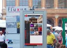 Rimini. Nuovi totem informativi con tecnologia multitouch nel cuore cittadino per turisti e riminesi.
