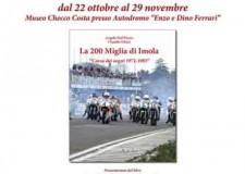 Imola. La 200 miglia di Imola rivive nel volume 'Corsa dei sogni 1972-1985′ di Dal Pozzo e Ghini.