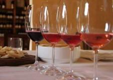 Dozza. I vini del Bosco Eliceo a il Lambrusco protagonisti insieme alla Rocca per una serata d'assaggi.