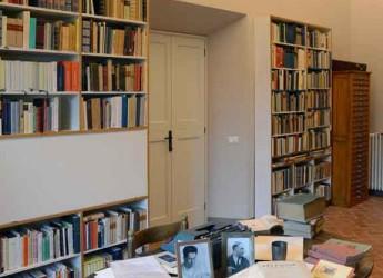 Ravenna. Conferenza alla Classense per presentare la donazione alla Classense del grecista Carlo Ferdinando Russo.