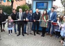 Santarcangelo. Inaugurata la nuova 'Sorgente Urbana' di San Martino/Sant'Ermete, la terza sul territorio comunale.