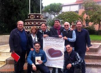 Riccione. Week end di dolcezza con la decima edizione di CiocoPaese. Novità 2015 è il Bistrot degli Chef in Piazza Matteotti.