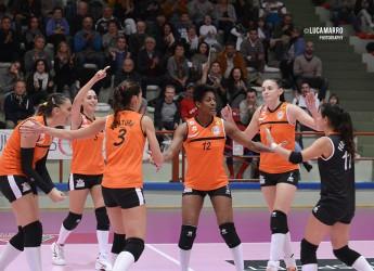 Per la Volley 2002 al Palaromiti buona la prima