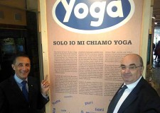 Massa Lombarda. La storia del marchio Yoga in una mostra dal titolo 'Solo io mi chiamo Yoga' all'Expo di Milano.
