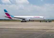 Mondo. Turismo. Destinazione spiagge da sogno: da maggio 2016 Eurowings volerà una volta a settimana per l'isola di Mauritius.