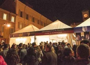 Ravenna. GiovinBacco. Grande successo per l'evento in piazza, oltre 20mila persone nelle tre giornate dedicate al vino.