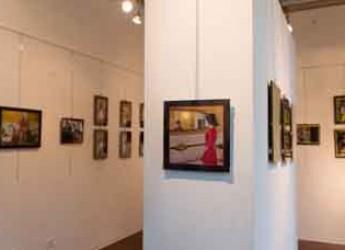 Cotignola. Inaugurata la mostra collettiva fotografico 'Autunno cotignolese' del Club Foto Amatori di Cotignola