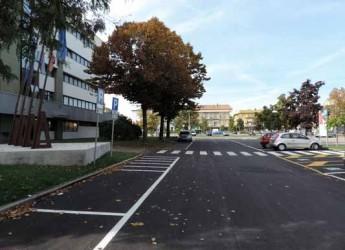 Bellaria Igea Marina. Alle battute conclusive gli interventi di manutenzione delle strade. Oltre 200mila euro d'investimento complessivo.
