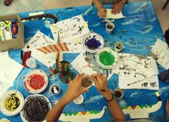 Ravenna. Alla biblioteca scolastica di San Pietro in Vincoli il laboratorio creativo per bambini.