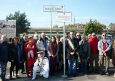 Ravenna. Intitalata la testata della Darsena al poeta santarcangiolese e cittadino onorario di Ravenna Raffaello Baldini.