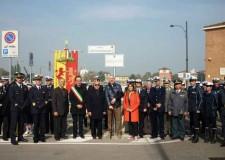 Ravenna. Inaugurato alla presenza delle autorità Largo della Polizia Municipale in zona Darsena.