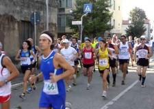 Cotignola. Si corre la tradizionale maratonina 'Città di Cotignola'. Quest'anno la ventesima edizione.
