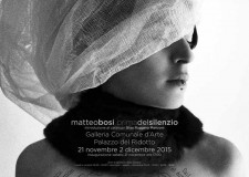 Cesena. Matteo Bosi racconta il corpo umano nella mostra fotografica 'Prima del silenzio'.