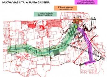 Rimini. Bretella viaria Santa Giustina: lunedì l'acquisizione delle aree.