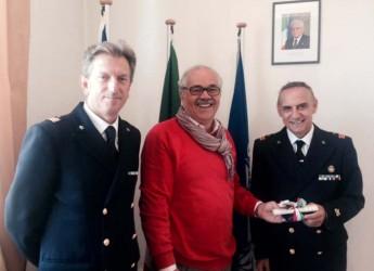 Misano adriatico. Passaggio di consegne alla Capitaneria di Porto di Cattolica, il nuovo comandante è Vincenzo Morreale.