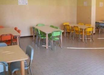 Alfonsine. Alla scuola d'infanzia Il Bruco – A. Samaritani l'inaugurazione del nuovo refettorio.