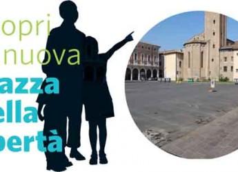 Cesena. La C.a.r. di Rimini si aggiudica l'appalto per la riqualificazione di Piazza della Libertà.