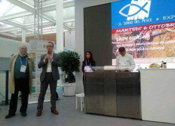 Emilia Romagna. L'Emilia-Romagna e il pesce dell'Adriatico protagonisti ad Expo.