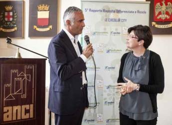 Ravenna. Rapporto Anci-Conai: Ravenna virtuosa, superato con 6 anni di anticipo l'obiettivo Ue del 50% di riciclo dei rifiuti.