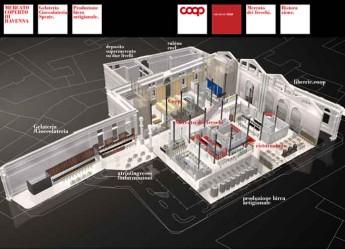 Ravenna. Inizia il recupero del mercato coperto cittadino. Sarà restituito alla città uno spazio dedicato alle eccellenze enogastronomiche e alla cultura.