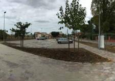 Rimini. Lavori ultimati per il nuovo parcheggio di via Turchetta, sono 36 i posti auto per la sosta.