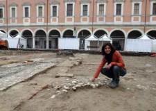 Cesena. Scavi archeologici in piazza della Libertà: iniziate le visite guidate per le scuole,