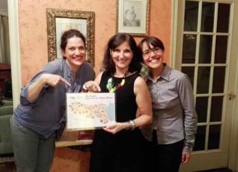 Forlimpopoli. La cucina emiliano romagnola a New York nel nome di Pellegrino Artusi con Francine Segan.