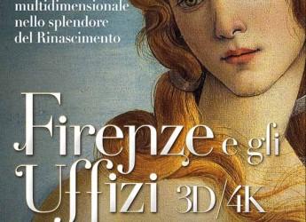 Riccione. Al CinePalace le proiezioni di 'Arte sul grande schermo'. Primo appuntamento dedicato agli 'Uffizi'.