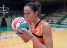 Forlì. Pallavolo. Alessandra Ventura sarà il nuovo capitano della Volley 2002. Al suo fianco Tai Aguero.