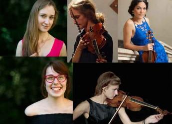 Lugo. Al Teatro Rossini il concerto 'La mano dell'arco' con i giovani musicisti dell'Academia Graecensis.