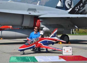 Lugo. Due giornate dedicate all'aeromodellismo all'aeroporto 'Francesco Baracca'. In programma voli acrobatici e dimostrazioni.